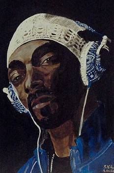 Snoop Dogg by Estelle BRETON-MAYA