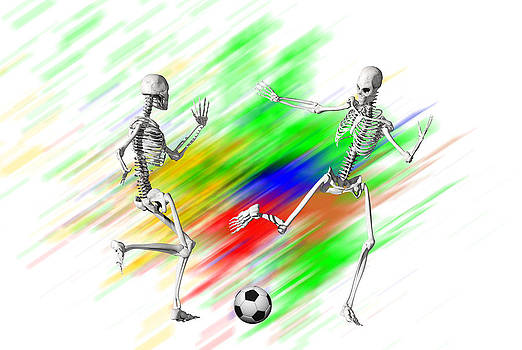 Soccer by Carol and Mike Werner