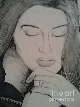 Sonali Bendre by Sandeep Kumar Sahota