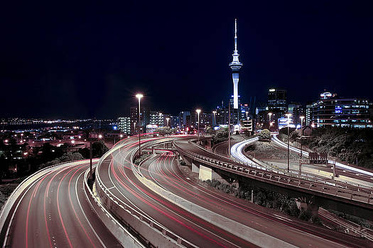 Spaghetti Junction by Chris Gin