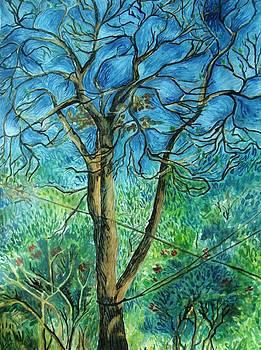 Spring has come again by Manjula Prabhakaran Dubey
