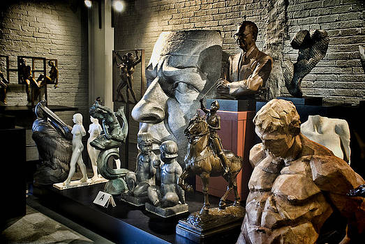 Statues by Dave Dick