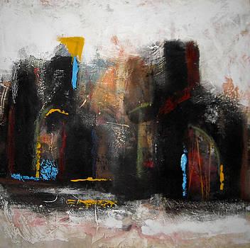 Street in marrakech 2 by Mohamed KHASSIF
