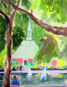 Summer Day by William Costigan