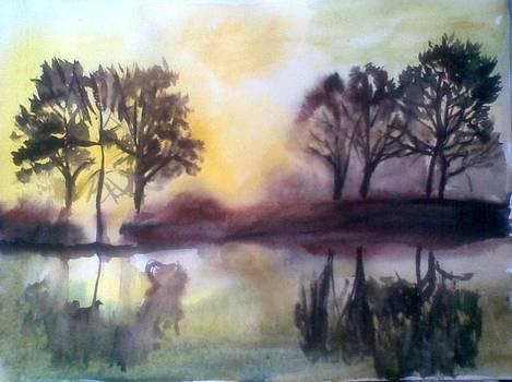 Sunset3 by Vaidos Mihai