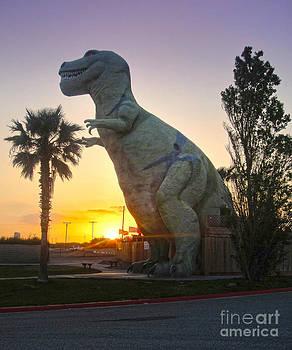 Gregory Dyer - T-Rex