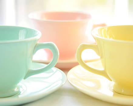Tea for Three by Carole Rockman