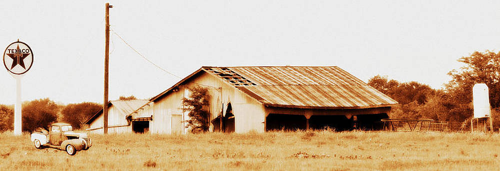 Texaco by Elizabeth Hart