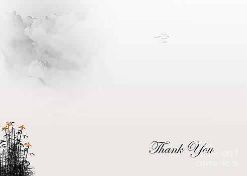 Thank You #4 by Trilby Cole