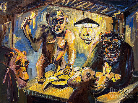 Ginette Callaway - The Banana Eaters