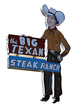 Ricky Barnard - The Big Texan