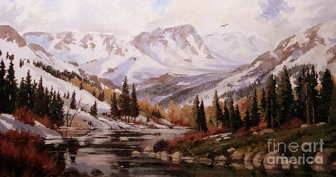 The Change of Seasons by W  Scott Fenton