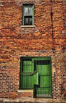 Emily Stauring - The Green Door