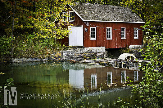 The Mill by Milan Kalkan