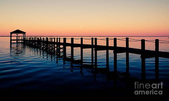 The Pier by Valerie Morrison