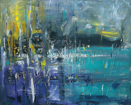 Antonia Dimchovska - The Sea Is Sleeping