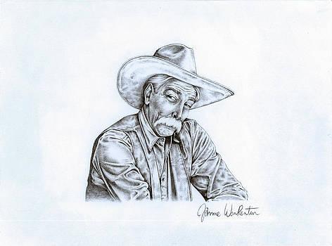 The Stranger by Jamie Warkentin