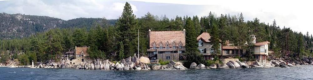 Thunderbird Lodge  by Edward Hass