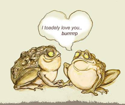 Peggy Wilson - Toadely in Love