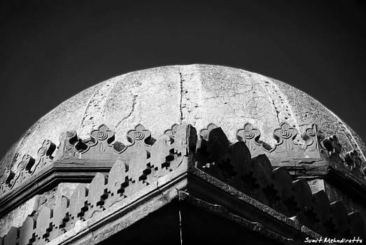Sumit Mehndiratta - tomb in india
