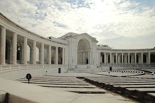 Tomb Of The Unknown Soldier And Terrace by Charles Knox
