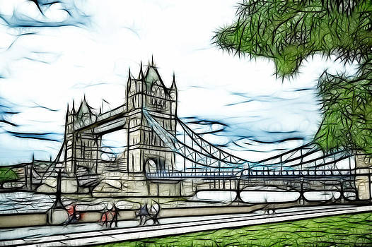 Tower Bridge by Mark Leader