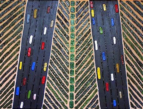 Traffic by Cynthia Amaral