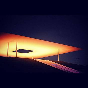Turrell Skyspace, With @jesstyong by Victoria Haas