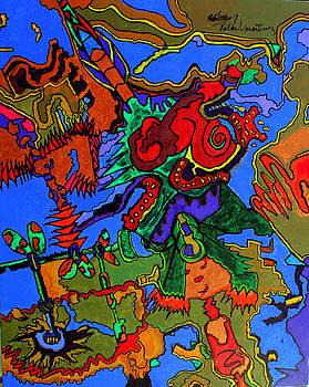 Twisted Beings by Natasha  Rozhdestvensky
