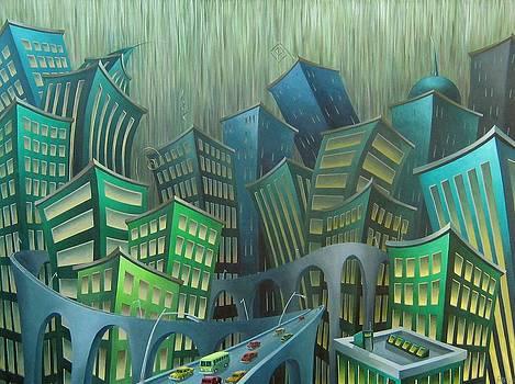 Urban Jungle by Eva Folks