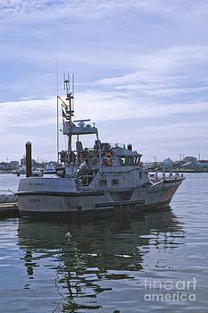 Tim Mulina - USCG 47