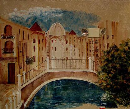 Amalia Jonas - Venecia