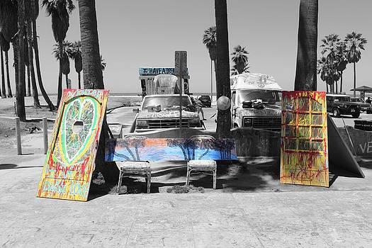 Venice Beach by Robbie Basquez