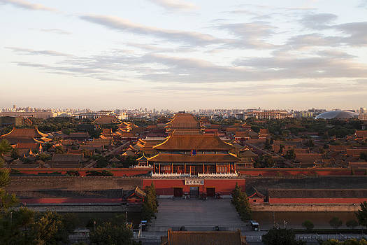 View Of The Forbidden City by Roberto Westbrook