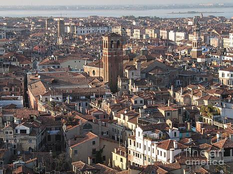 BERNARD JAUBERT - View of Venice