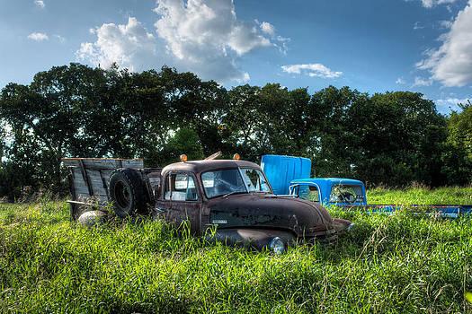 Matt Dobson - Vintage Truck