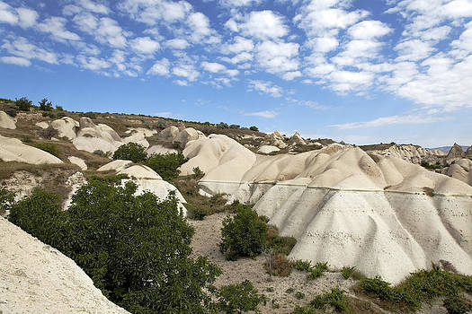 Kantilal Patel - Volcanic Terrain Cappadocia
