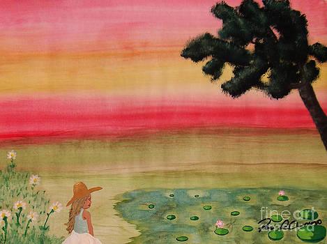 Ayasha Loya - Waterlily Angel