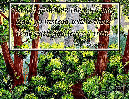 Barbara Griffin - Where the Path Leads