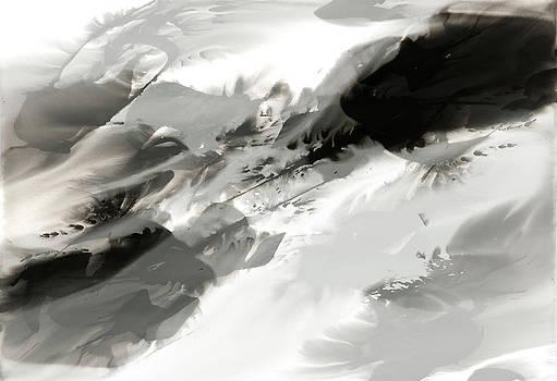 Whispering into the wind by Urszula Wilk