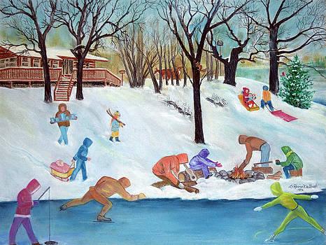Winter Fun by LaReine McIlrath