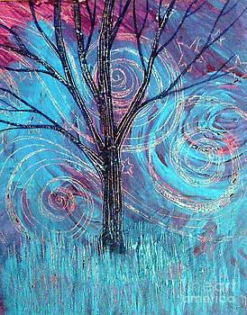 Winter's night by Monica Furlow