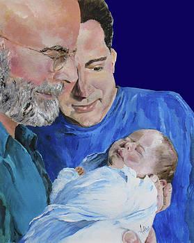 Wonder of Fatherhood by AnDe Herbert