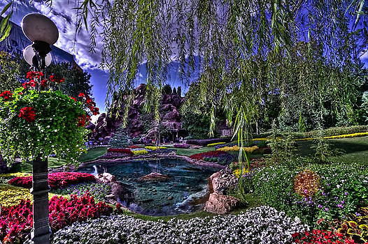 World Showcase Canada HDR by Jason Blalock