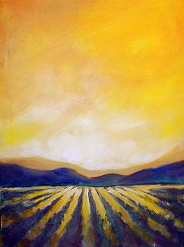 Yellow by Paula Strother