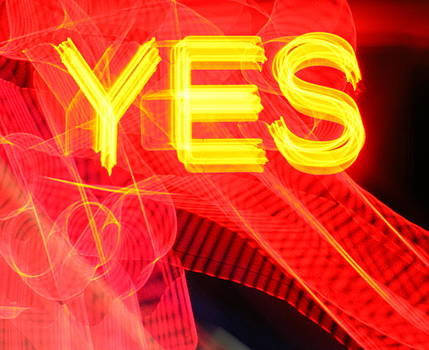 Yes by Mickey Hatt
