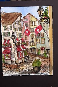 Zurich by Michelle Gonzalez
