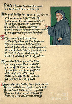 Photo Researchers - Geoffrey Chaucer