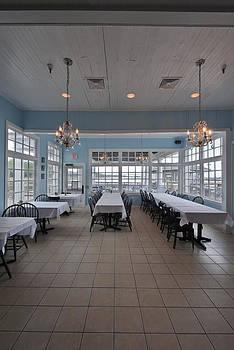 Jekyll Island Restaurant Dining Room by Rob Tilley