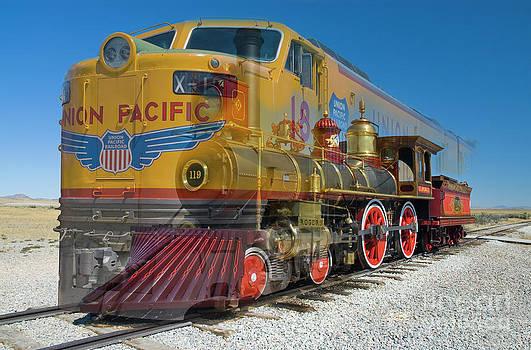 Tim Mulina - 100 years of Union Pacific Railroading